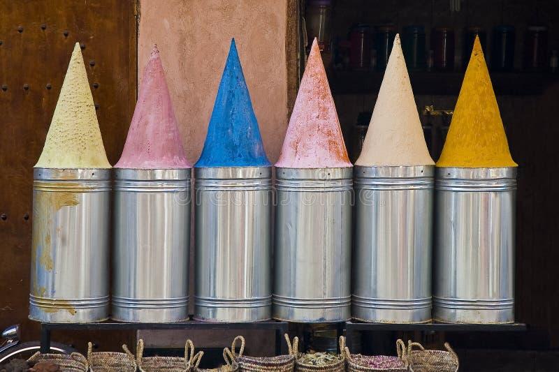 Μαρακές Μαρόκο στοκ φωτογραφίες