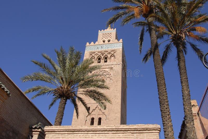 Μαρακές Μαρόκο στοκ φωτογραφία με δικαίωμα ελεύθερης χρήσης