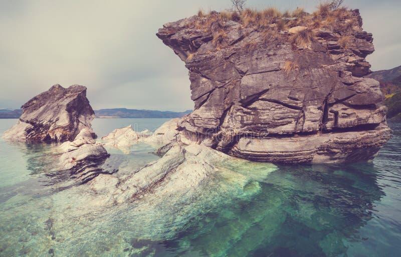 Μαρμάρινες σπηλιές στοκ εικόνα