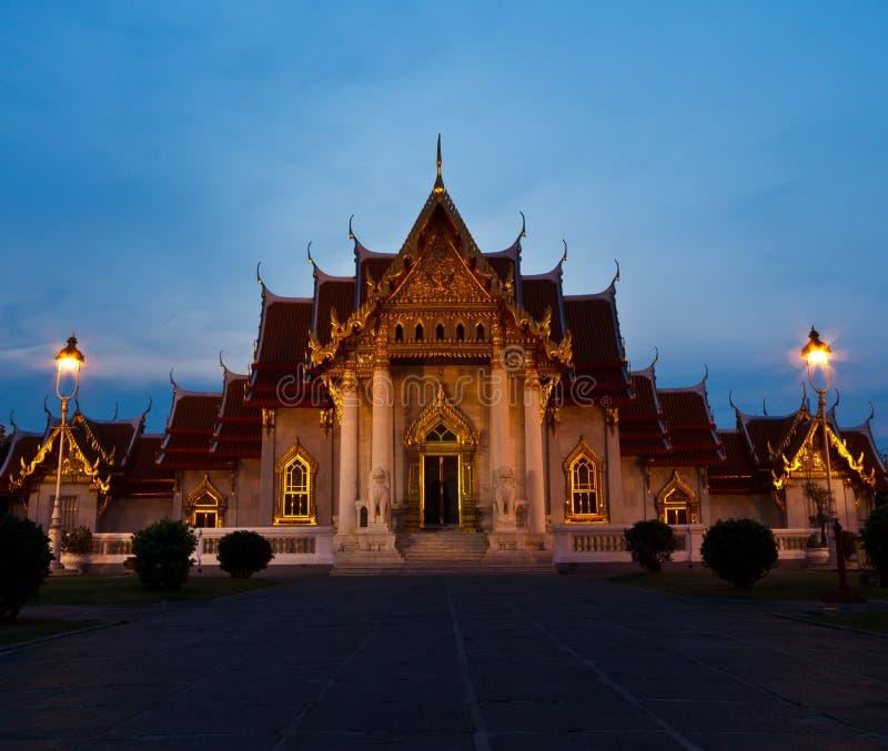 μαρμάρινος ναός στοκ εικόνες με δικαίωμα ελεύθερης χρήσης
