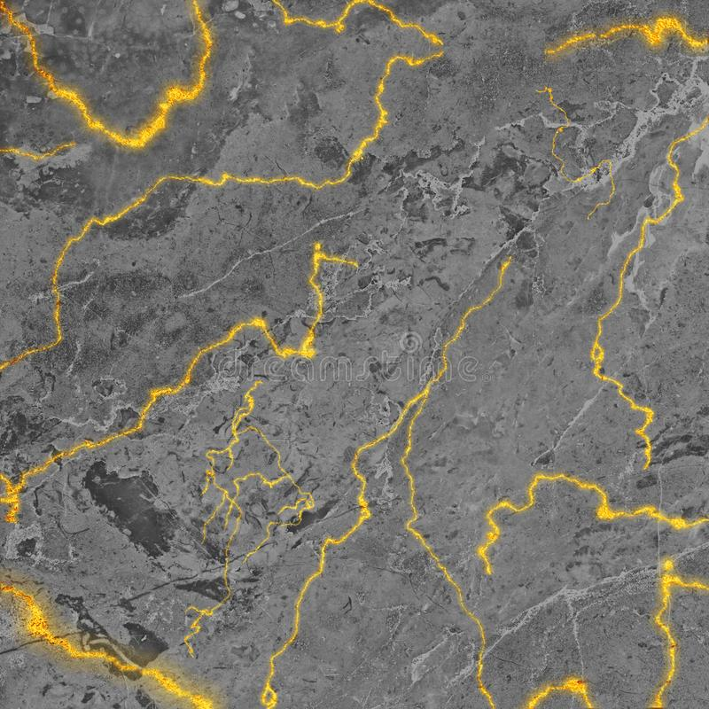 Μαρμάρινο υπόβαθρο, μαρμάρινη χρυσή σύσταση φλεβών, μαρμάρινη ταπετσαρία, για την εκτύπωση, σχέδιο των περιπτώσεων καρτών και άλλ διανυσματική απεικόνιση