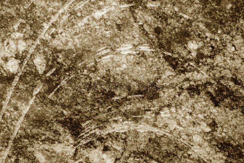 Μαρμάρινο υπόβαθρο πετρών στον καφετή τόνο στοκ φωτογραφίες με δικαίωμα ελεύθερης χρήσης
