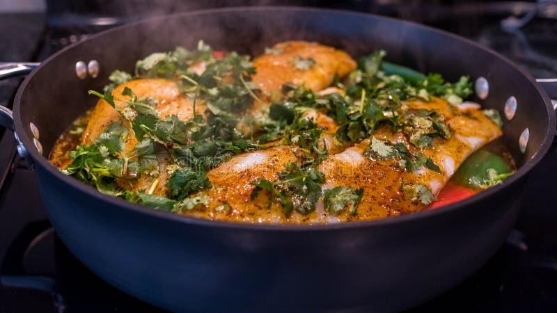Μαροκινά ψάρια στοκ εικόνες