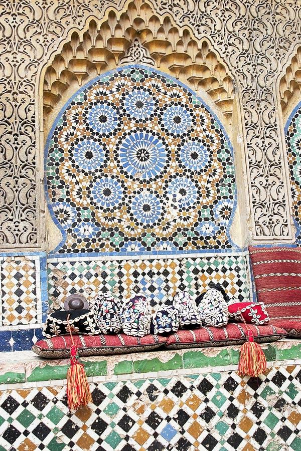 Download μαροκινό μωσαϊκό στοκ εικόνες. εικόνα από πόρτα, λεπτομέρεια - 2230542