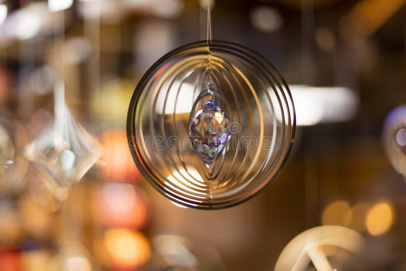 25 ΜΑΡΤΊΟΥ 2016: Η ένωση των διακοσμητικών εργοστασίων γυαλιού πώλησε στις παραδοσιακές αγορές Πάσχας στο παλαιό πόλης τετράγωνο  στοκ εικόνα