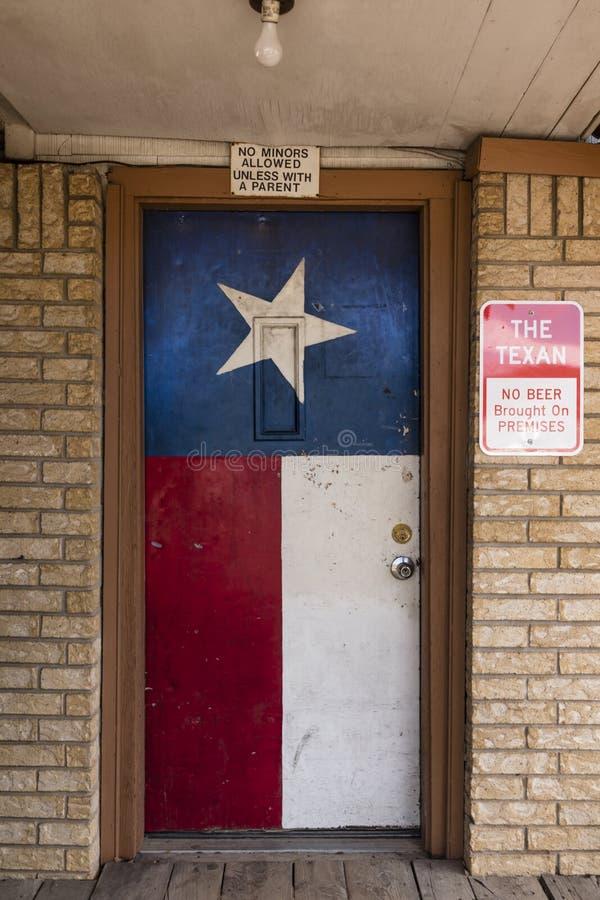 6 Μαρτίου 2018 - ΚΡΑΤΙΚΗ ΣΗΜΑΙΑ του ΤΕΞΑΣ - απομονωμένη σημαία αστεριών του Τέξας στο φραγμό Απομονωμένος, σύμβολο στοκ φωτογραφία με δικαίωμα ελεύθερης χρήσης