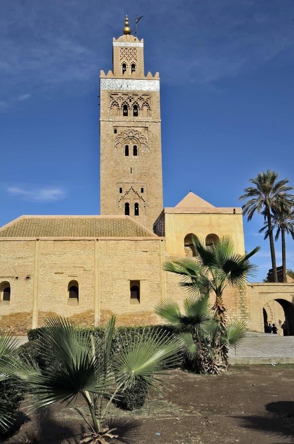 Μαρόκο, Μαρακές στοκ εικόνες