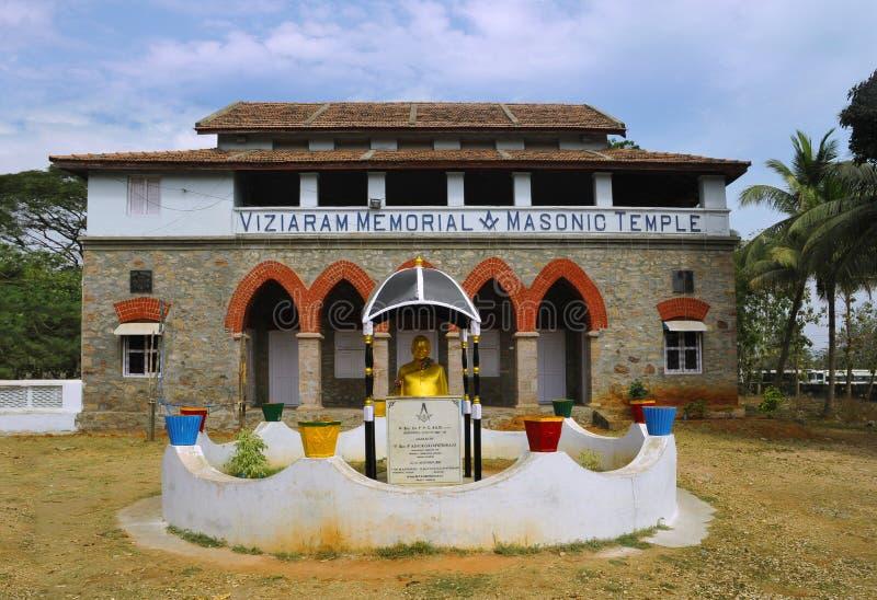 Μασονικός ναός στοκ εικόνα με δικαίωμα ελεύθερης χρήσης