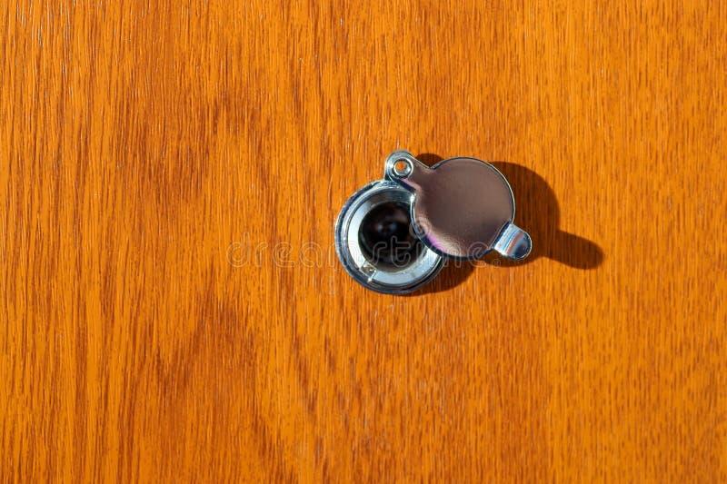 ματάκι πόρτας στοκ φωτογραφίες