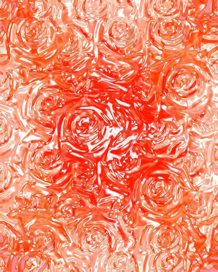 ματαιωμένα τριαντάφυλλα 1 στοκ εικόνες