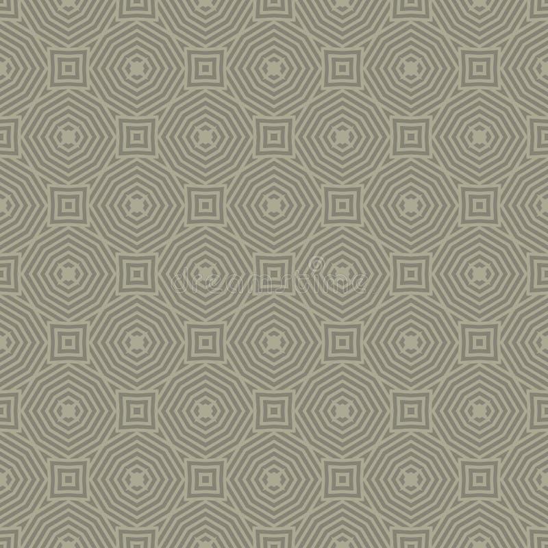 Ματ τόνου απεικόνιση σχεδίων υποβάθρου γεωμετρικού σχεδίου άνευ ραφής απεικόνιση αποθεμάτων