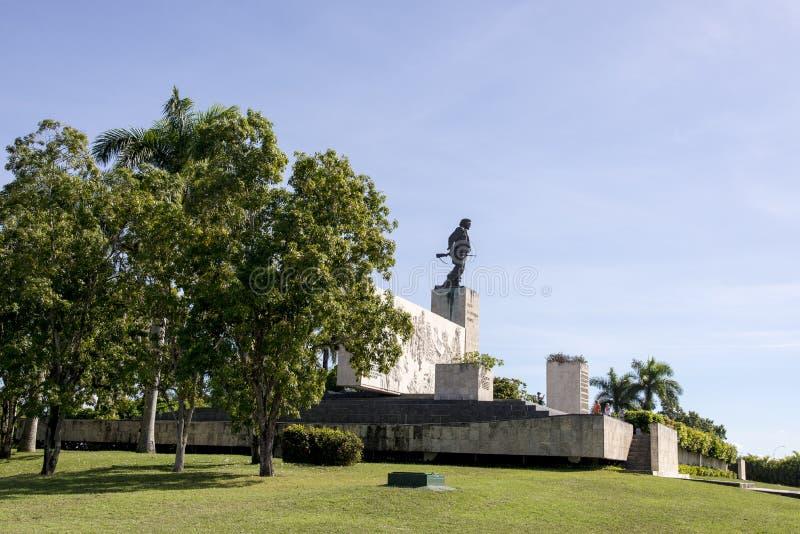 Μαυσωλείο Guevara Che - Σάντα Κλάρα - Κούβα στοκ εικόνες με δικαίωμα ελεύθερης χρήσης