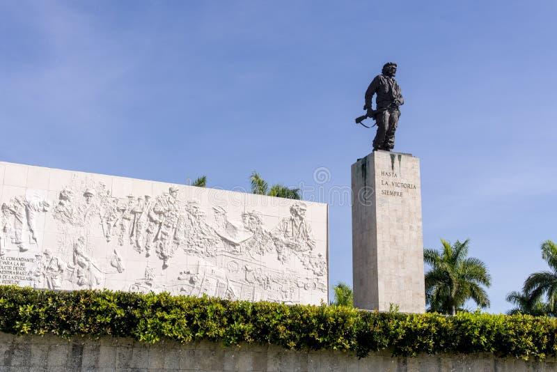 Μαυσωλείο Guevara Che - Σάντα Κλάρα - Κούβα στοκ φωτογραφία με δικαίωμα ελεύθερης χρήσης