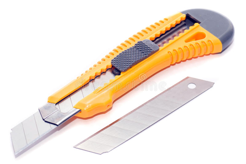 Μαχαίρι γραφείων στοκ φωτογραφία με δικαίωμα ελεύθερης χρήσης