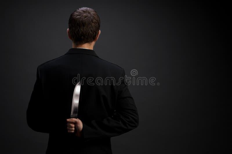 μαχαίρι επιχειρηματιών