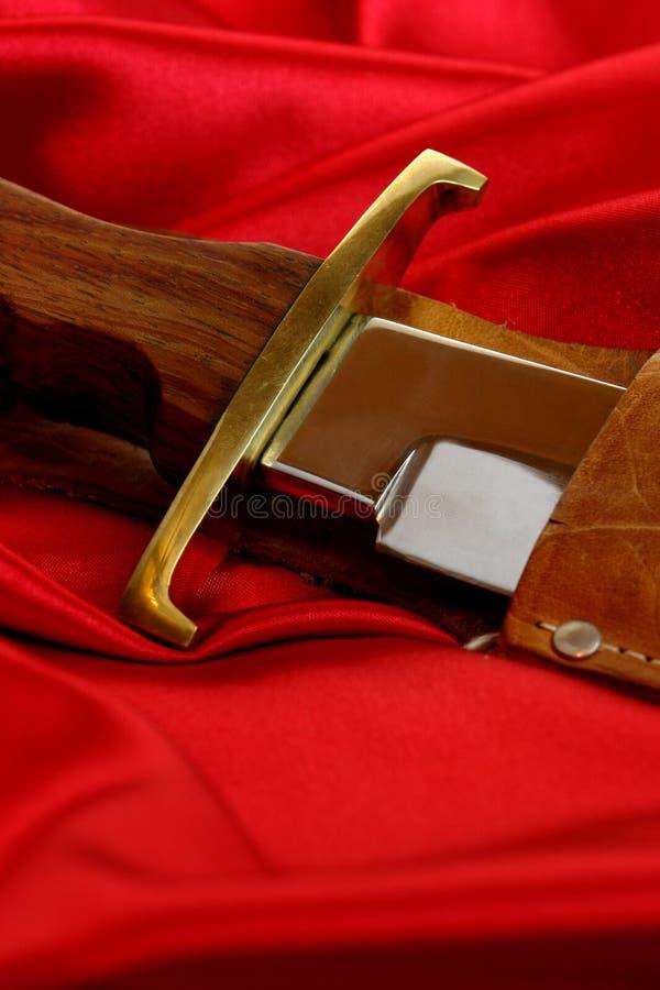 μαχαίρι metall στοκ εικόνες με δικαίωμα ελεύθερης χρήσης