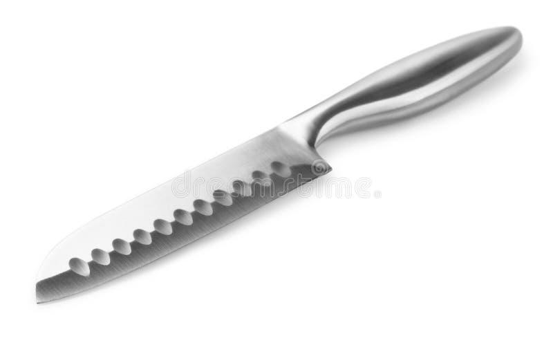 Μαχαίρι Santoku στοκ εικόνα με δικαίωμα ελεύθερης χρήσης
