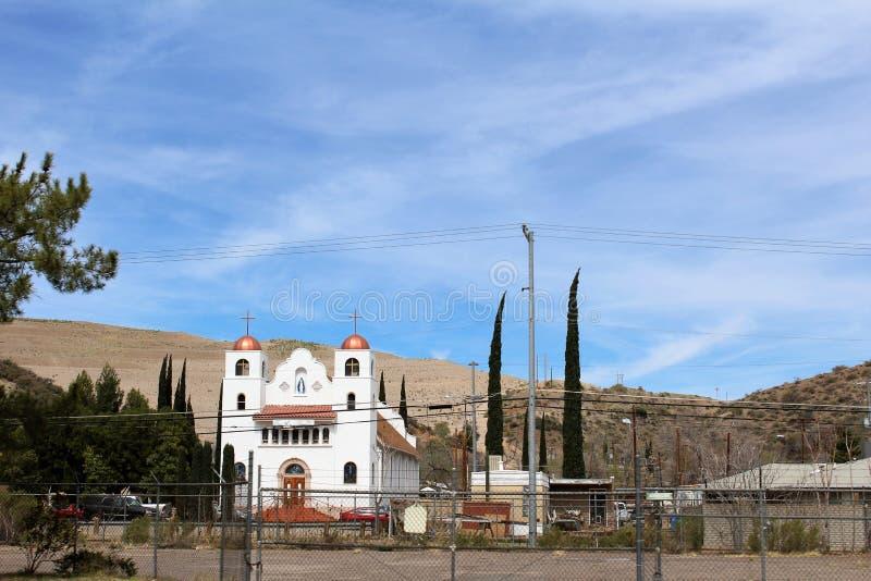 Μαϊάμι, κομητεία Gila, πόλη στην Αριζόνα στοκ φωτογραφίες με δικαίωμα ελεύθερης χρήσης