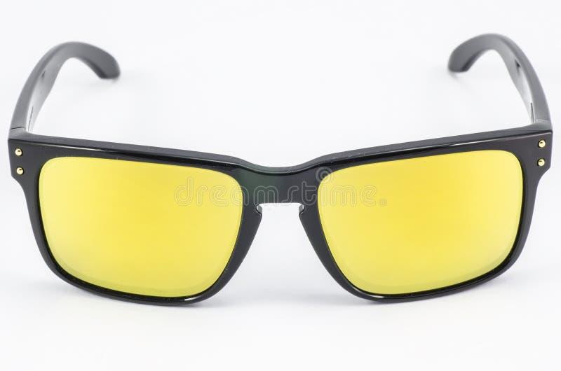 Μαύρα γυαλιά ηλίου στοκ φωτογραφία με δικαίωμα ελεύθερης χρήσης