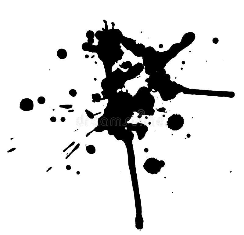 μαύρες απελευθερώσεις διανυσματική απεικόνιση