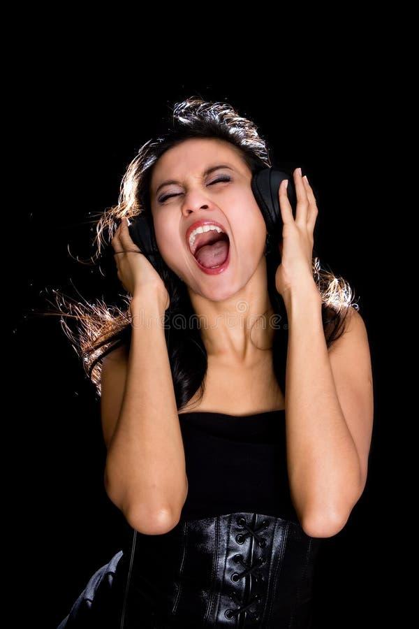 μαύρες θηλυκές νεολαίε&s στοκ φωτογραφία με δικαίωμα ελεύθερης χρήσης