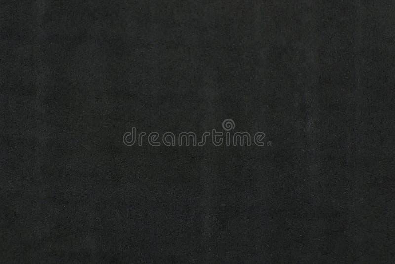 Μαύρη λαστιχένια σύσταση αφρού στοκ εικόνα με δικαίωμα ελεύθερης χρήσης