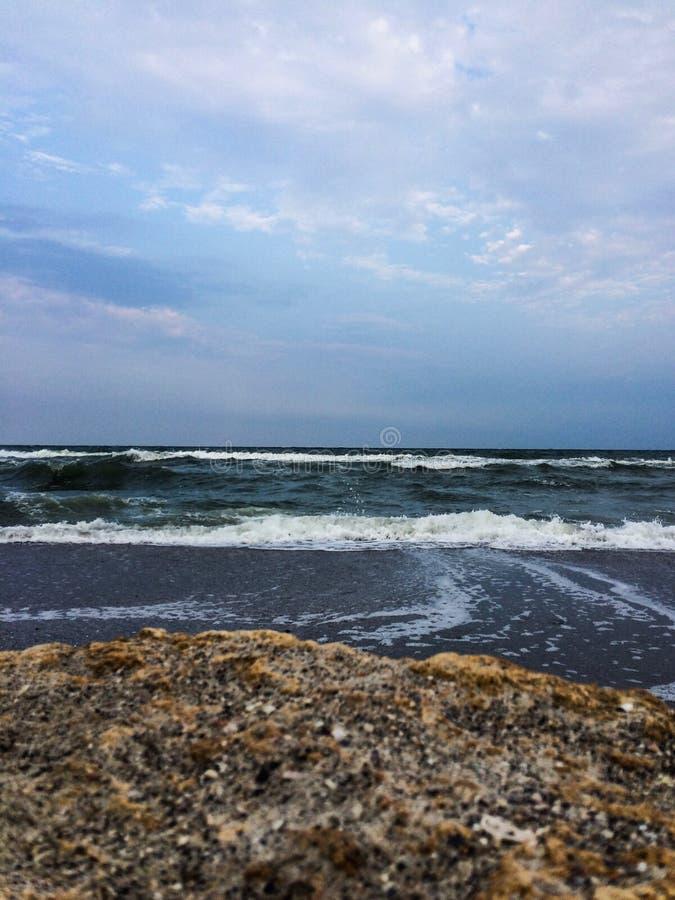 Μαύρη Θάλασσα στοκ εικόνα