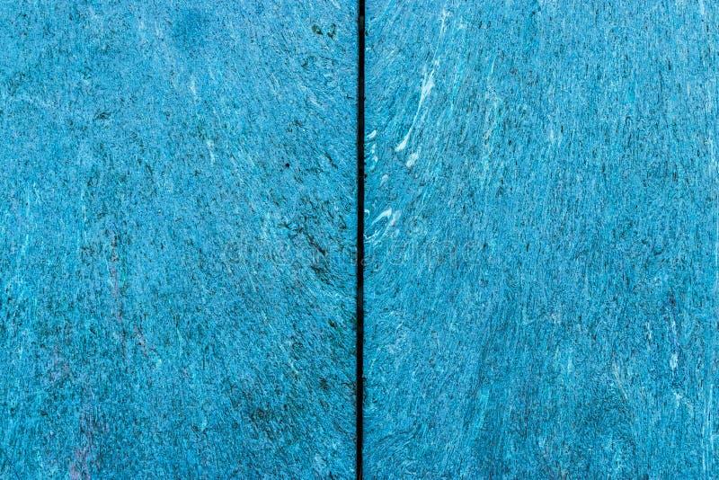 Μαύρη και μπλε ξύλινη σύσταση στοκ φωτογραφίες με δικαίωμα ελεύθερης χρήσης