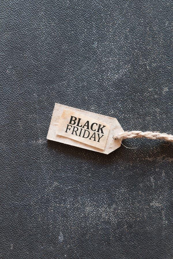 μαύρη Παρασκευή στοκ φωτογραφία