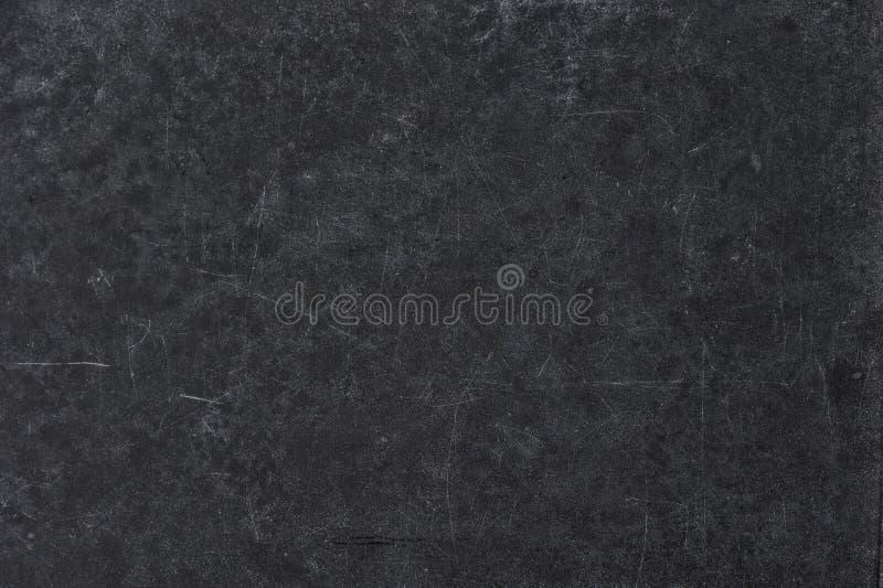Μαύρη σύσταση πινάκων κιμωλίας Περίληψη backgroud στοκ εικόνες