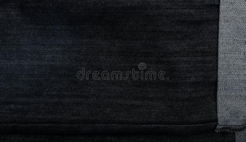 μαύρη σύσταση τζιν απεικόνιση αποθεμάτων