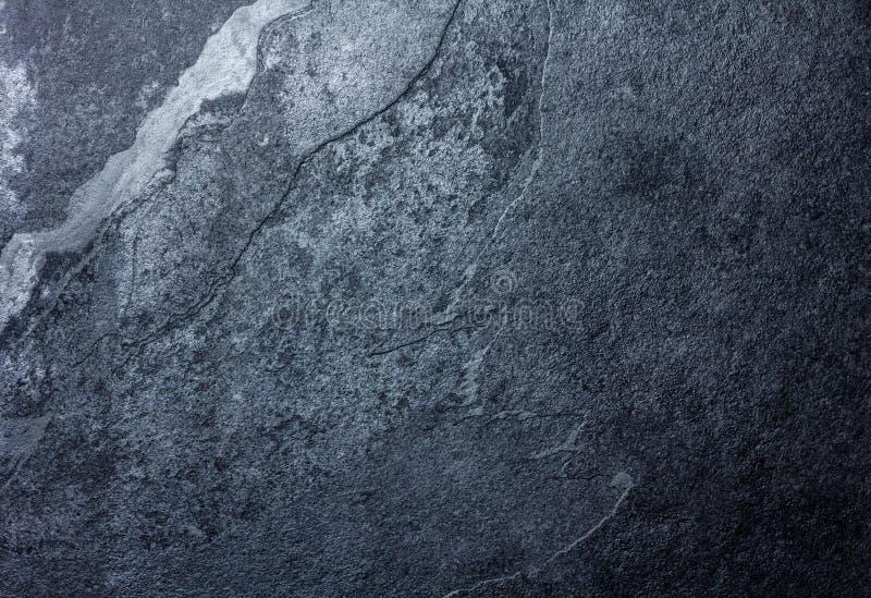 Μαύρη σύσταση υποβάθρου πλακών πετρών στοκ εικόνες