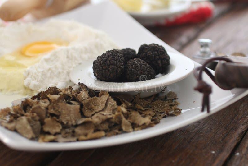 μαύρη τρούφα στοκ φωτογραφίες με δικαίωμα ελεύθερης χρήσης