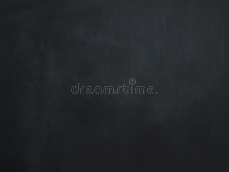 Μαύρος βρώμικος πίνακας κιμωλίας στοκ φωτογραφία
