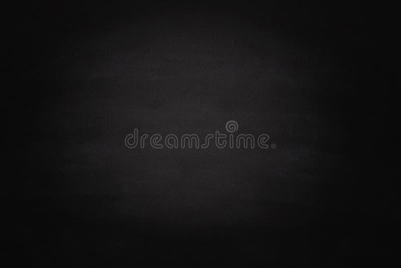 Μαύρος κενός κενός καθαρός πινάκων πινάκων κιμωλίας στοκ φωτογραφία με δικαίωμα ελεύθερης χρήσης