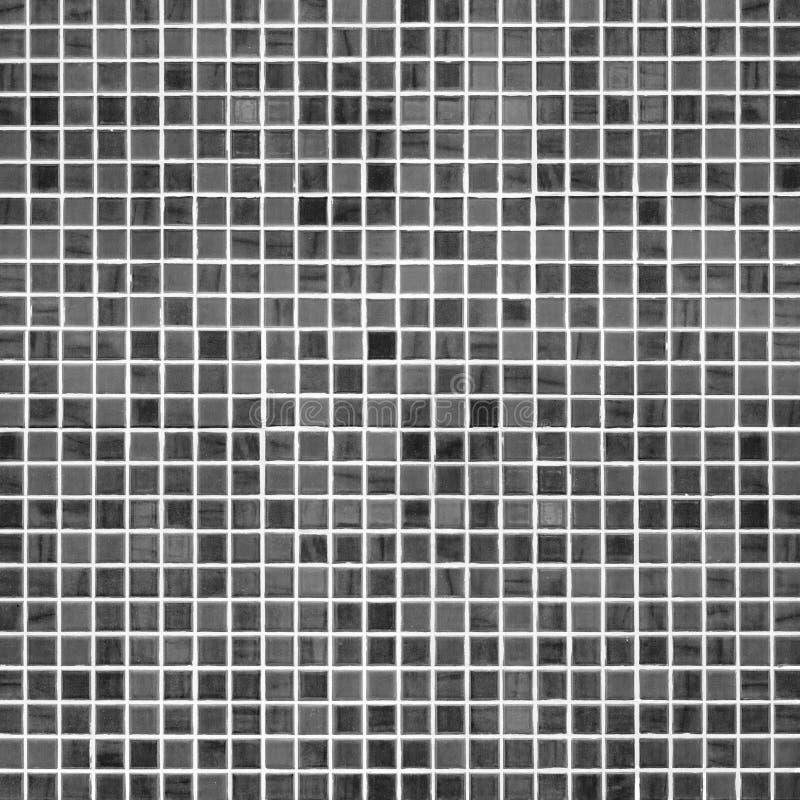 Μαύρος κεραμικός τοίχος κεραμιδιών λουτρών στοκ φωτογραφία με δικαίωμα ελεύθερης χρήσης
