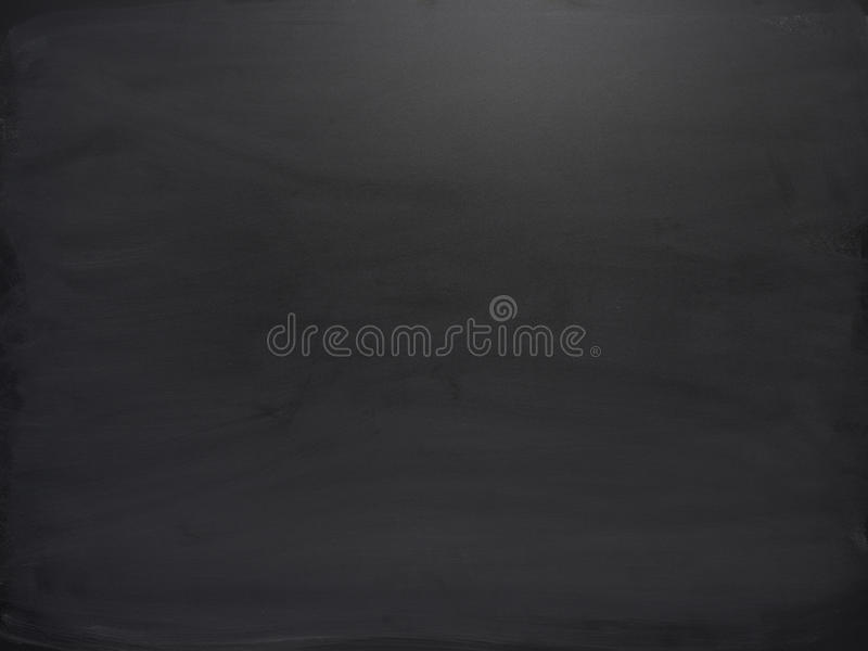 Μαύρος πίνακας με τα ίχνη κιμωλίας στοκ φωτογραφίες με δικαίωμα ελεύθερης χρήσης