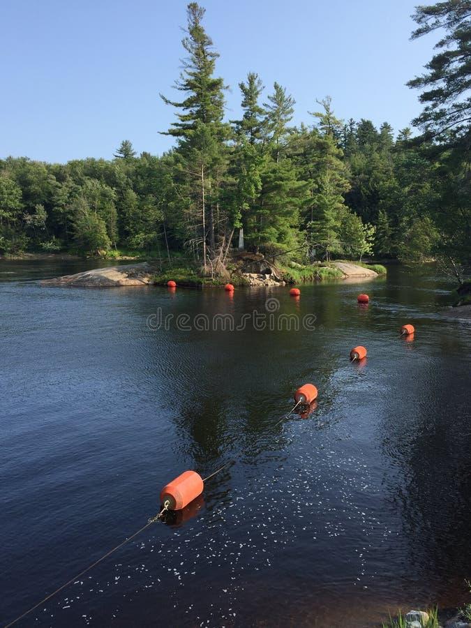Μαύρος ποταμός στοκ φωτογραφία με δικαίωμα ελεύθερης χρήσης