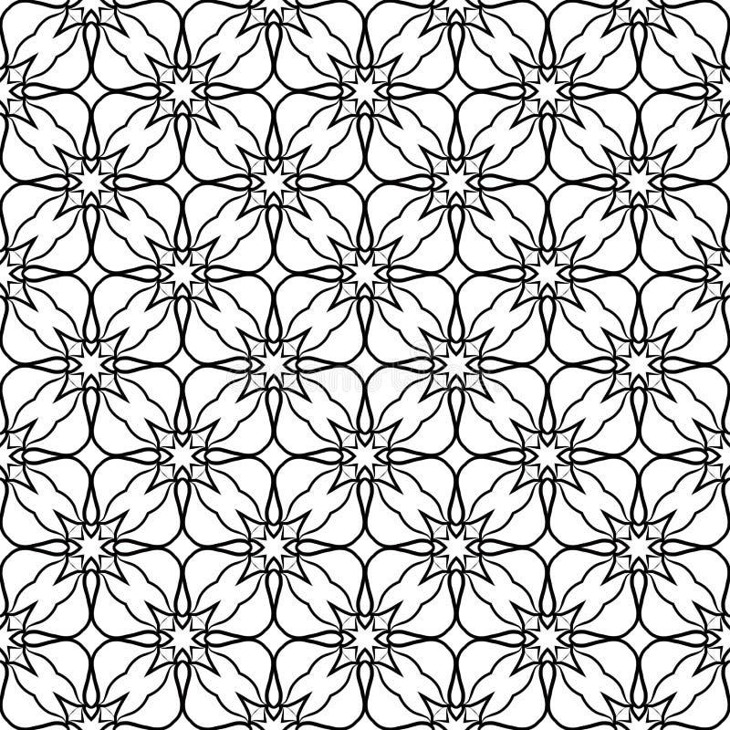 μαύρο διακοσμητικό λευ&kapp στοκ εικόνα