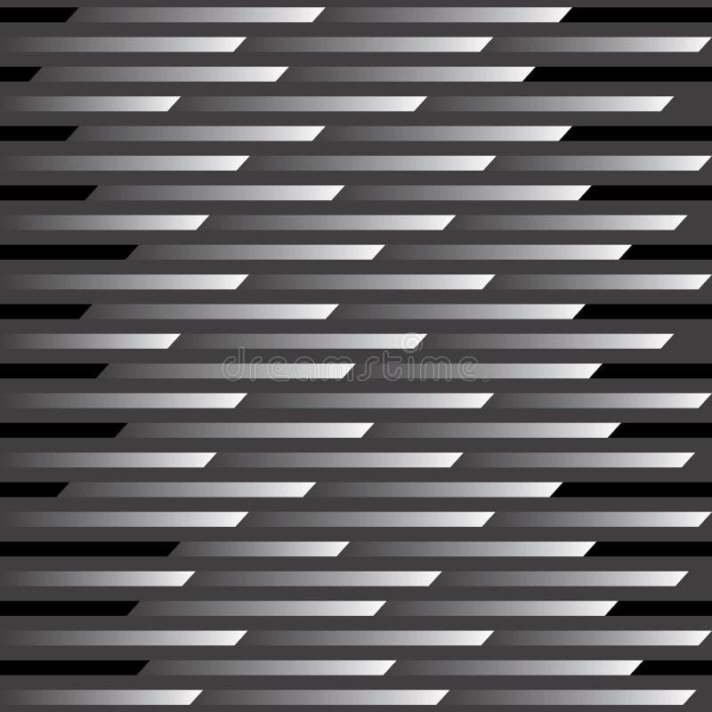 μαύρο ζουμ προτύπων διανυσματική απεικόνιση