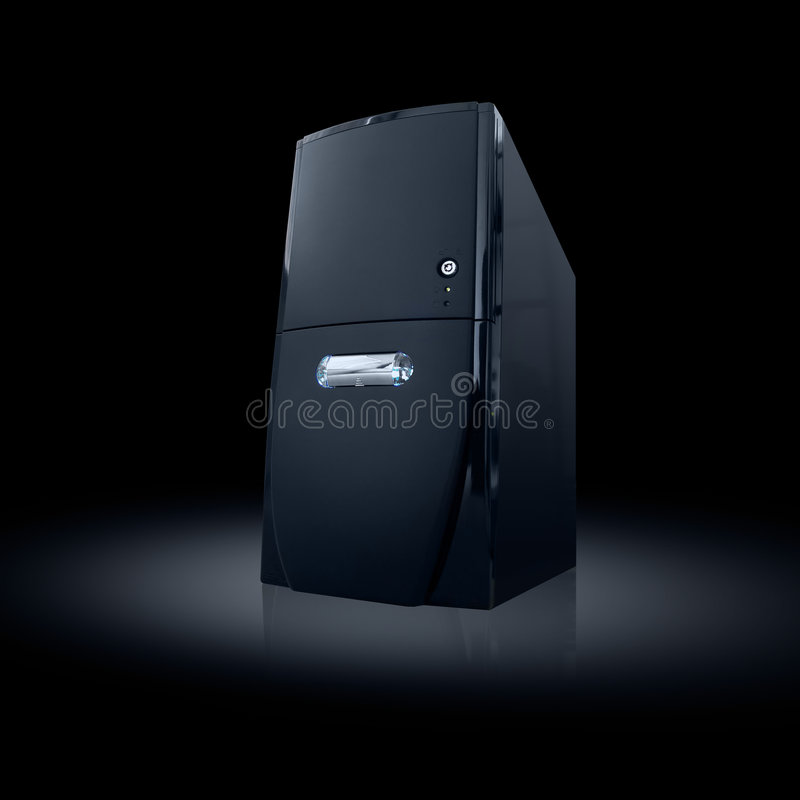 μαύρο κουτί στοκ εικόνες με δικαίωμα ελεύθερης χρήσης