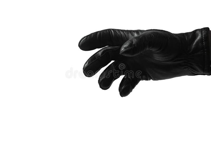 μαύρο λευκό γαντιών ανασκόπησης στοκ φωτογραφία με δικαίωμα ελεύθερης χρήσης