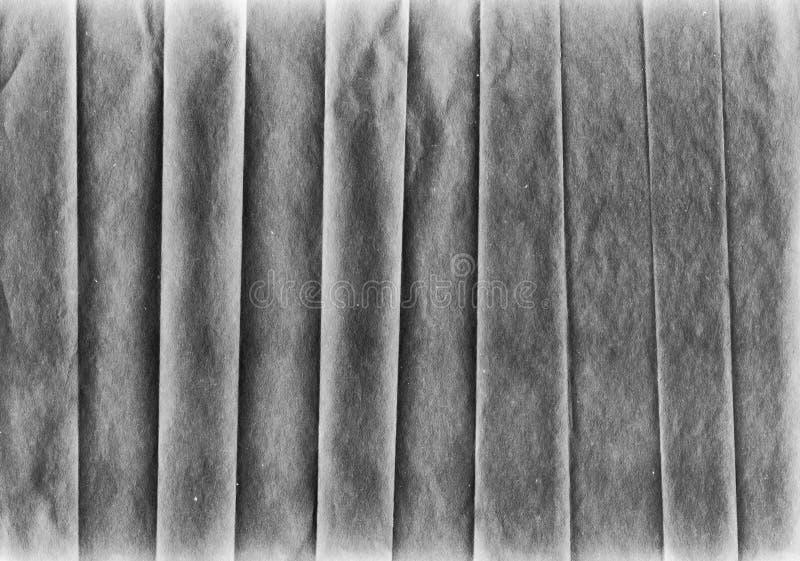 μαύρο λευκό εγγράφου στοκ εικόνα