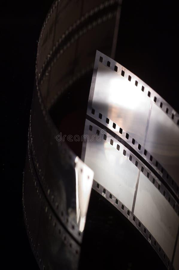 μαύρο λευκό ταινιών στοκ φωτογραφία με δικαίωμα ελεύθερης χρήσης