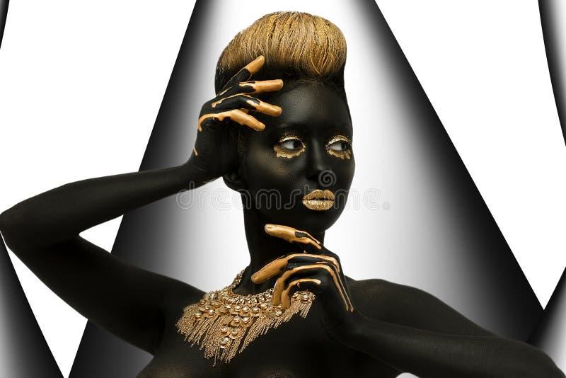 μαύρο μαργαριτάρι στοκ φωτογραφία με δικαίωμα ελεύθερης χρήσης