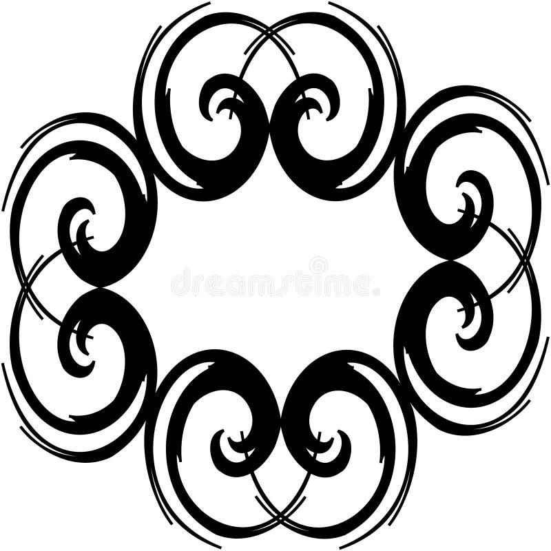 Download μαύρο μοτίβο πλαισίων ανα&sigm Διανυσματική απεικόνιση - εικονογραφία από άσπρος, περίπλοκος: 13185710