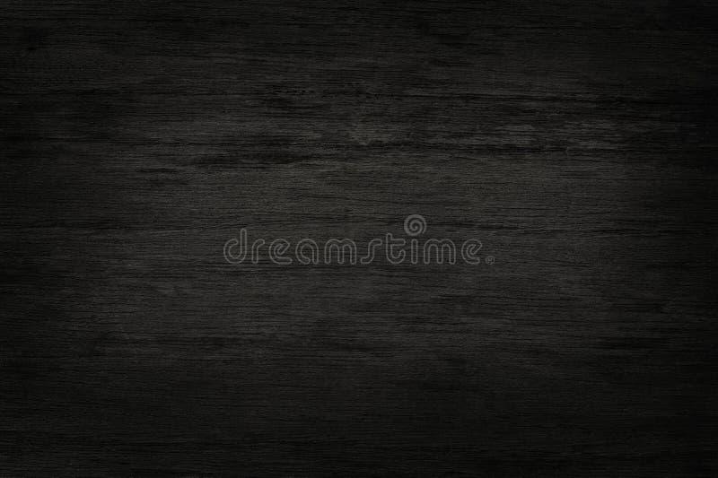 Μαύρο ξύλινο υπόβαθρο τοίχων, σύσταση του σκοτεινού ξύλου φλοιών με το παλαιό φυσικό σχέδιο για την εργασία τέχνης σχεδίου, τοπ ά στοκ εικόνες