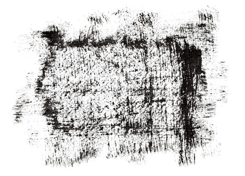 μαύρο πλαίσιο grunge απεικόνιση αποθεμάτων