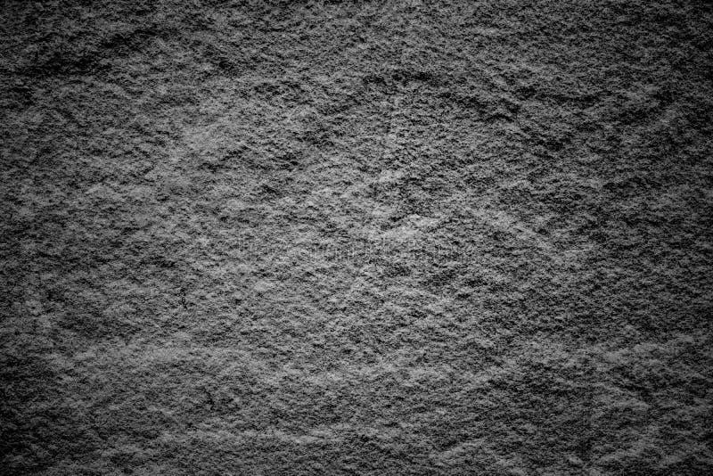 Μαύρο υπόβαθρο πετρών πλακών Σκοτεινή γκρίζα μαύρη υπόβαθρο ή σύσταση πλακών στοκ εικόνα