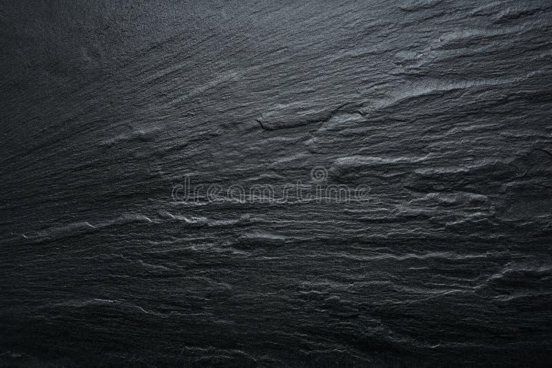 Μαύρο υπόβαθρο σύστασης πλακών - Stone - σύσταση Grunge στοκ φωτογραφία με δικαίωμα ελεύθερης χρήσης